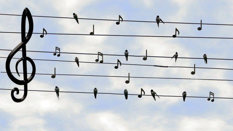 Musiknote männerchor